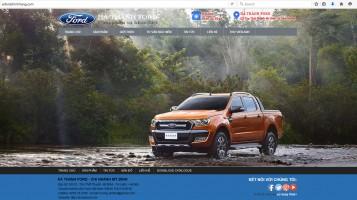 Thiết kế website bán ô tô, Showroom ô tô