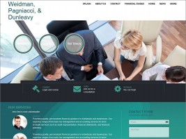 Báo giá thiết kế website Dịch vụ kế toán