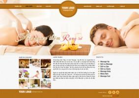 Báo giá thiết kế website làm đẹp, spa