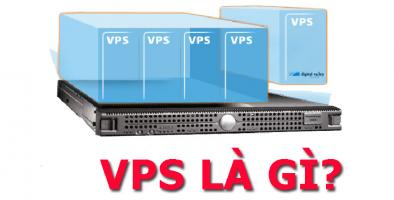 Dịch vụ Máy chủ ảo vps